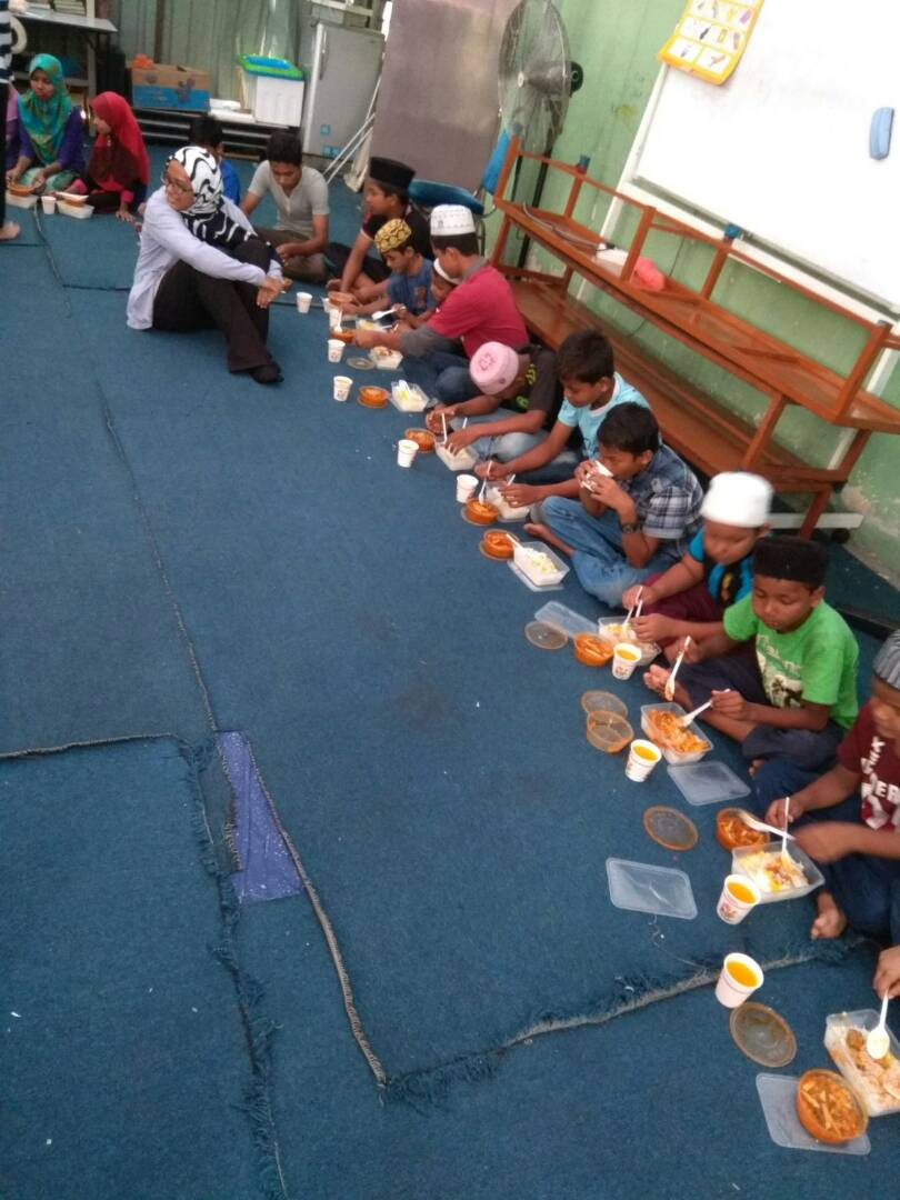 Shipload Maritime Pte Ltd - STS provide - Food the Hungry Project, KL, Malaysia, 2017